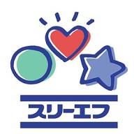 スリーエフのロゴ