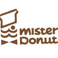 ミスタードーナッツのロゴ