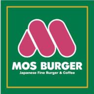 モスバーガーのロゴ