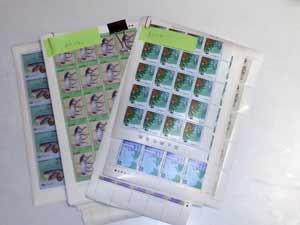 切手 仕分 シート
